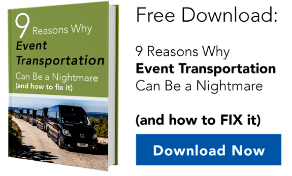 9 Reasons Why Event Transportation Can Be a Nightmare