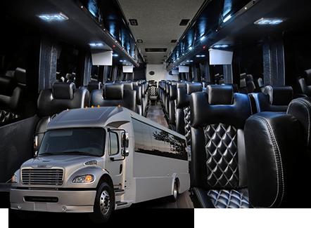36 Passenger Luxury Minibus