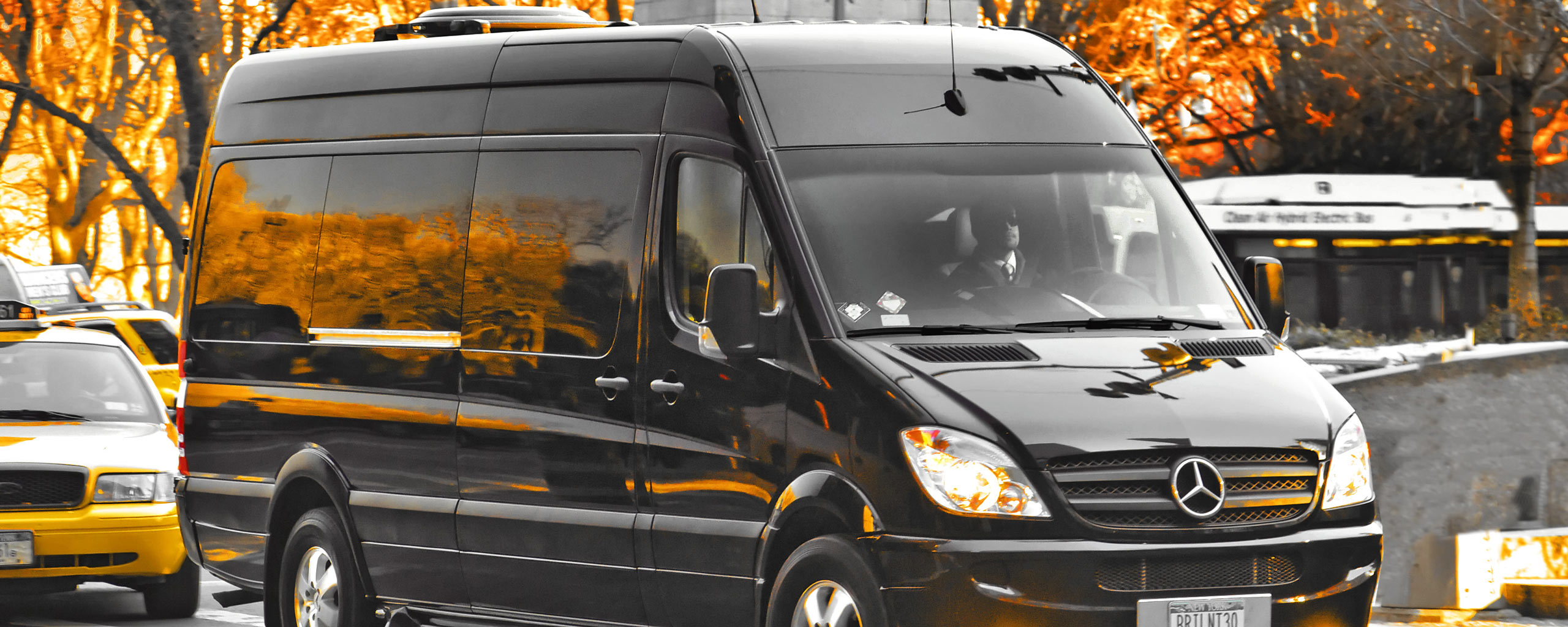 Image gallery sprinter executive for Mercedes benz sprinter van rentals atlanta