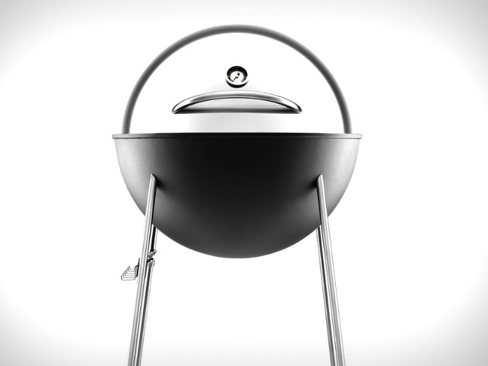 the grill globe danish design betters your barbecue. Black Bedroom Furniture Sets. Home Design Ideas