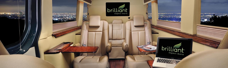 The Brilliant Sprinter Van