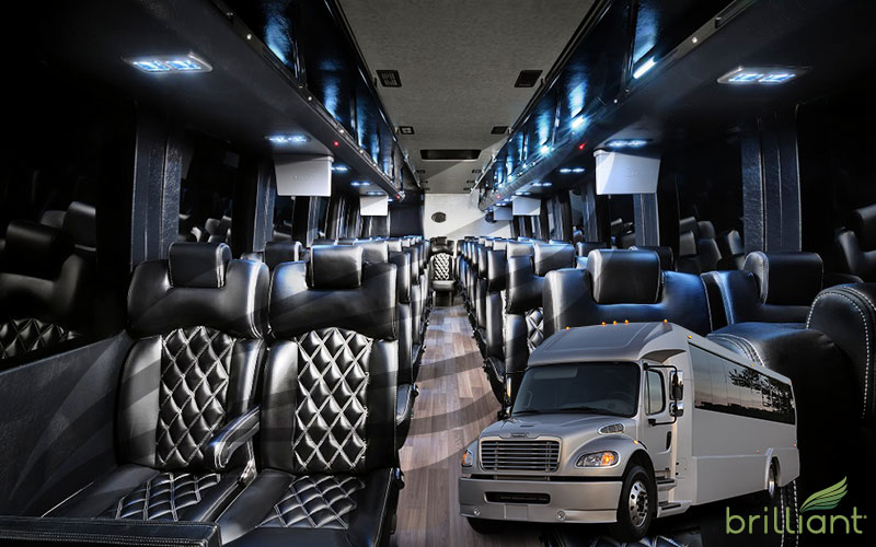Image Gallery Luxury Mini Buses