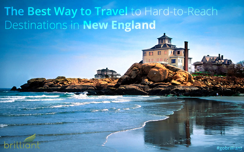 travel to hard-to-reach places in New England