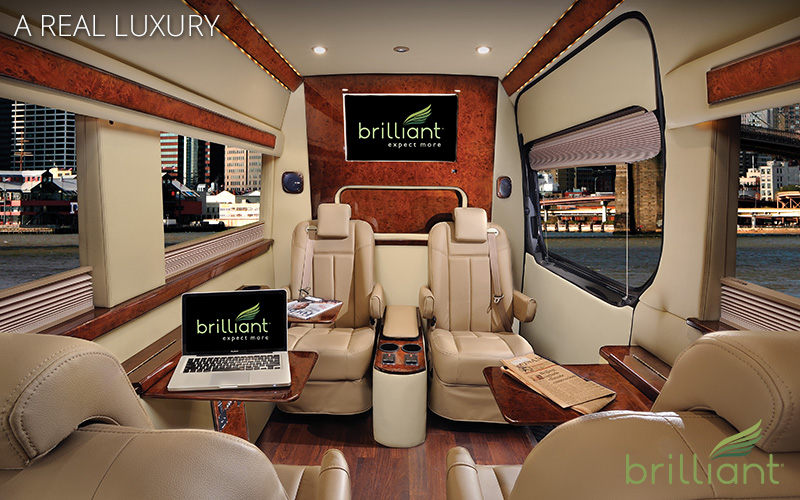 How Much Does A 5-7 Passenger Luxury Van Cost to Hire?
