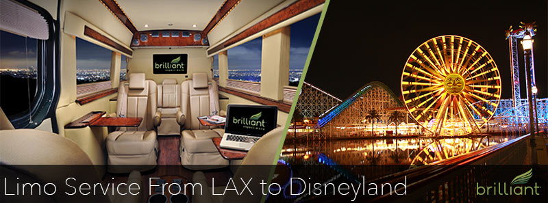 Limo Service From LAX to Disneyland