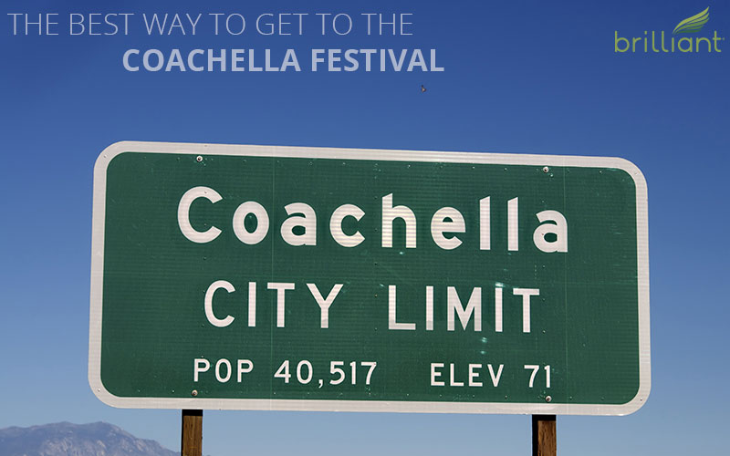 best way to coachella