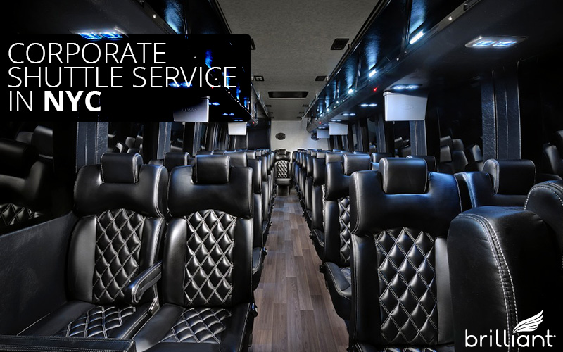 corporate shuttle service nyc