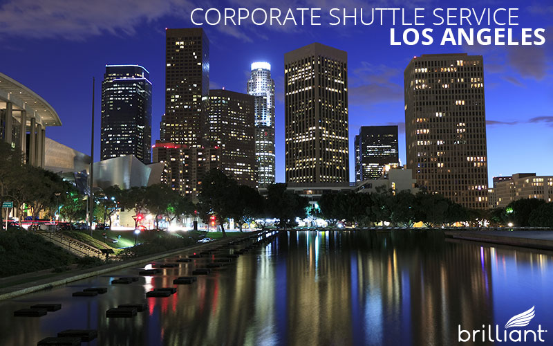 corporate shuttle service los angeles