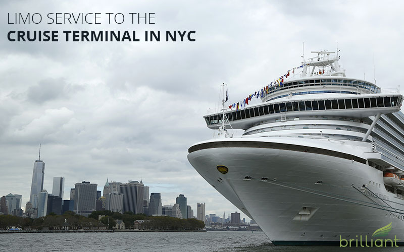 limo service to NYC cruise terminal