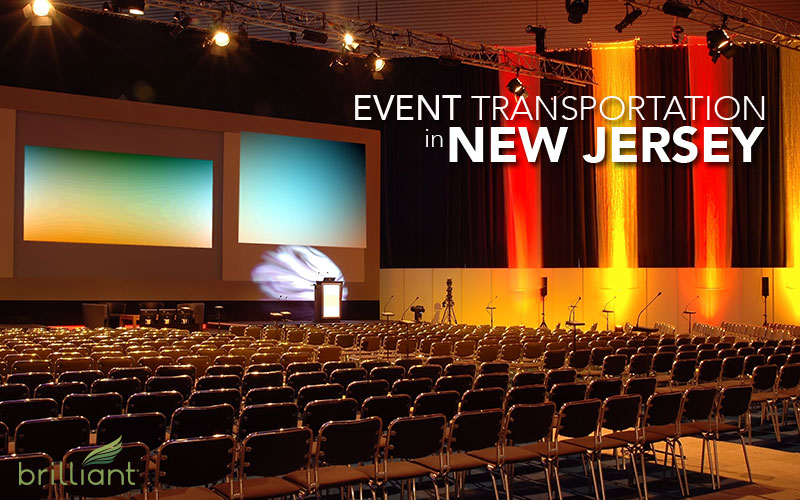 van service for events in New Jersey