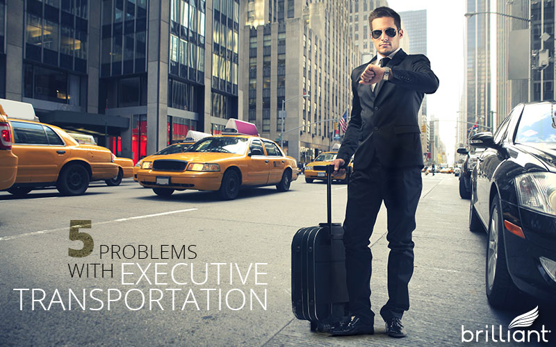 problems with executive transportation