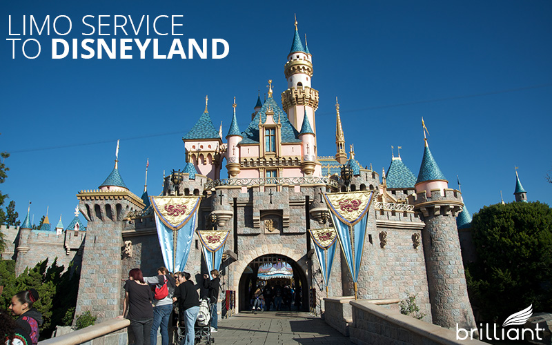 Disneyland Los Angeles Limo Service