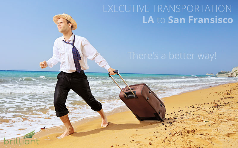 best executive transportation los angeles san francisco