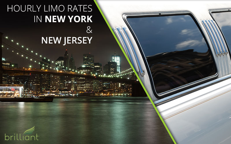 hourly limo rates nyc and nj