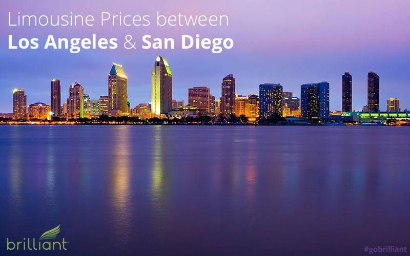Limo San Diego Los Angeles Price Cost