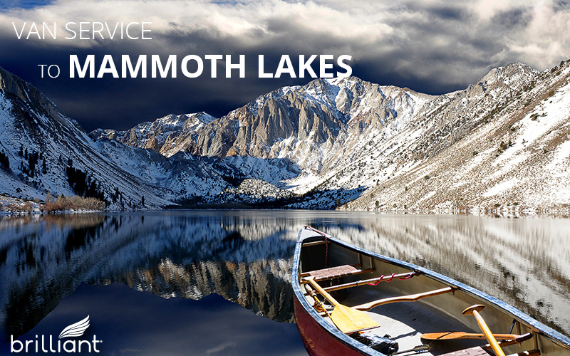 mammoth lakes Limo van service