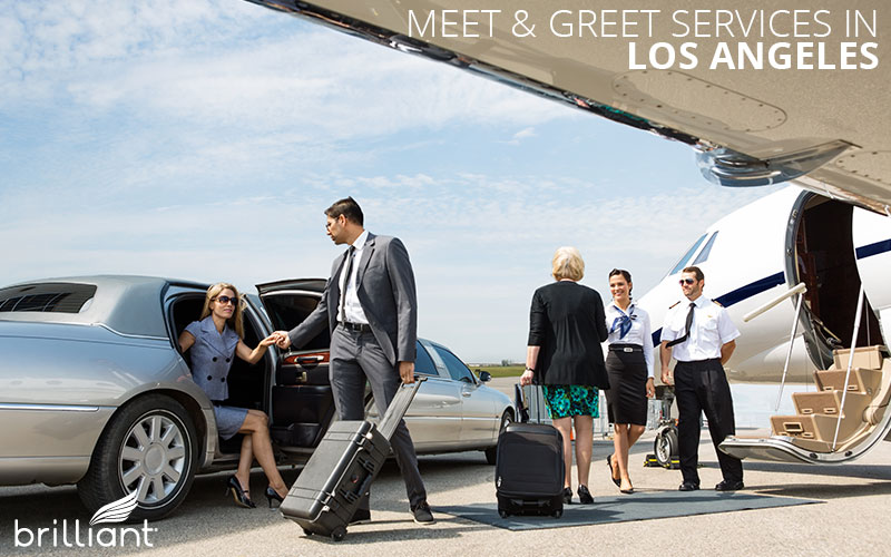 Meet and Greet Services LAX