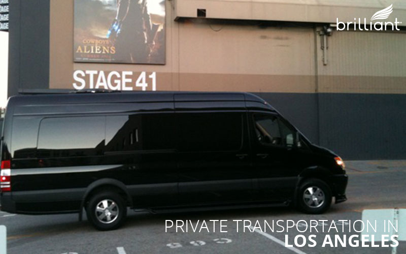private transportation los angeles