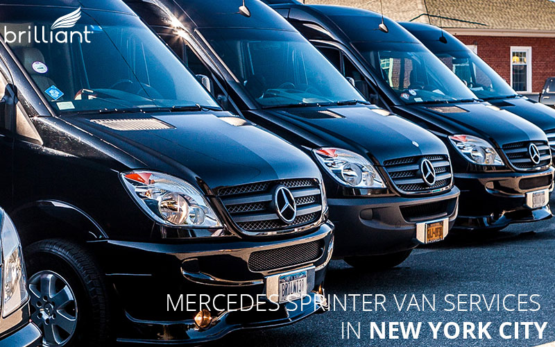 Mercedes Sprinter Van Service NYC
