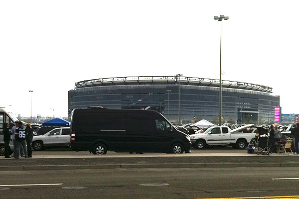 Luxury Tailgate Party MetLife Stadium
