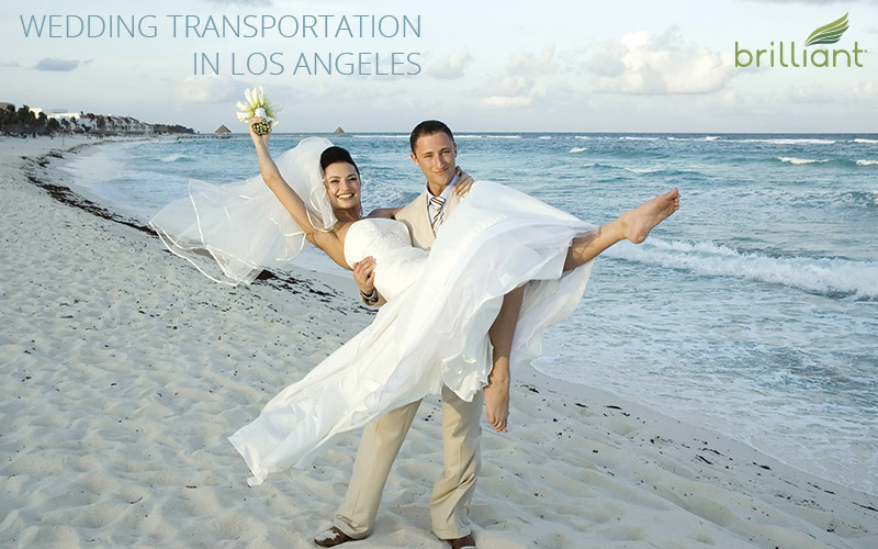 wedding transportation la